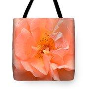 Peachy Perfection Tote Bag