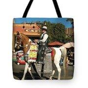 Perfect Cowboy Rider Tote Bag