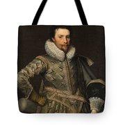 Portrait Of A Nobleman Tote Bag