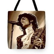 Prince The Artist Tote Bag