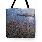 Refreshing Surf Tote Bag
