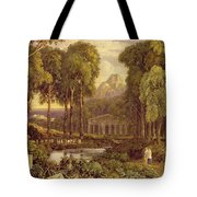 Religious Ceremony In Ancient Greece  Tote Bag by Francis Oliver Finch