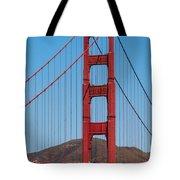 San Fransisco Bay Bridge Tote Bag