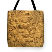 Sand Map Tote Bag