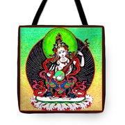 Saraswati 6 Tote Bag