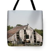 South Of Moberly Tote Bag