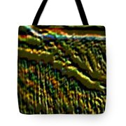 South Rim- N -green Grandeur Tote Bag