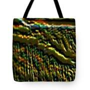 South Rim- N -green Grandeur Tote Bag