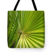 Spiny Fiber Palm Tote Bag