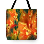Symphonic Dance Tote Bag