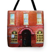Temple Solomon Congregation Tote Bag