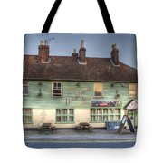 The Bricklayers Arms New Hythe Tote Bag