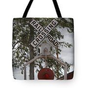 The Cossing Tote Bag