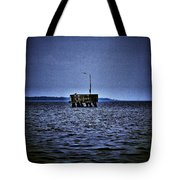 The Dock Of Loneliness Tote Bag
