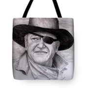 The Duke Tote Bag by Jack Skinner