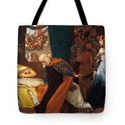 The Feigned Death Of Juliet  Tote Bag