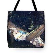 The Hammock Tote Bag