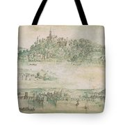 The Mirror Tote Bag
