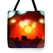 The Omniscient Optics Tote Bag
