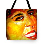 The Smail On Suni Tote Bag