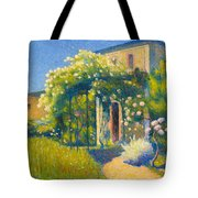 The Studio At Alet-les-bains Tote Bag