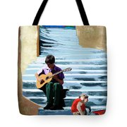 .  .the Two Wanderers.  . Tote Bag