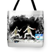 The World Cup Women's Foil  2  Tote Bag
