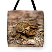 Three Is A Crowd Tote Bag