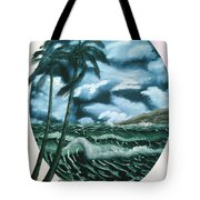Treasures Of The Sea Tote Bag