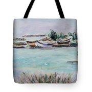 Venice Lagoon Tote Bag