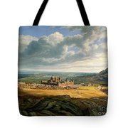 View Of The Escorial Tote Bag