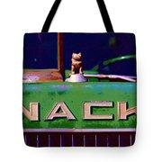 Wack Truck Tote Bag