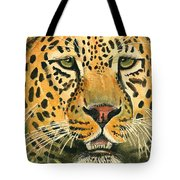 Waiting For Prey Tote Bag
