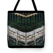 Water Reflection Twofold Tote Bag