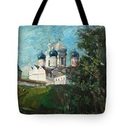 Welcome To Russia Tote Bag