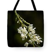 White Fireweed Tote Bag