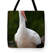 White Stork 4 Tote Bag