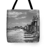 Whitstable Huts Tote Bag