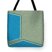 Window In The Empty Room 2-1 Tote Bag