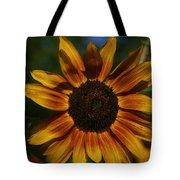 Yellow Sun Flower Tote Bag