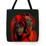 2032 - Colour Of Passion 2017 Tote Bag