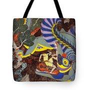 Hawthorne: Tanglewood Tote Bag