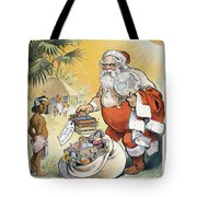 Philippine Cartoon, 1902 Tote Bag