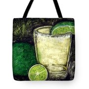 Tequila With Salt And Lime Tote Bag