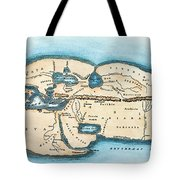 Strabo World Map, C20 A.d Tote Bag