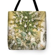 Treasury Cartoon, 1883 Tote Bag by Granger