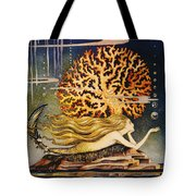 Andersen: Little Mermaid Tote Bag