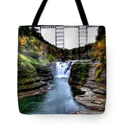0032 Letchworth State Park Series  Tote Bag