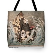 Beecher Cartoon, 1885 Tote Bag