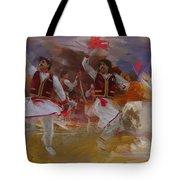 004 Pakhtun B Tote Bag